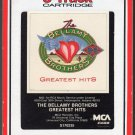 The Bellamy Brothers - Greatest Hits 1982 RCA MCA AC5 8-track tape