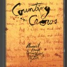 Counting Crows - August & Everything After 1993 GEFFEN C10 Cassette Tape