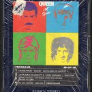 Queen - Hot Space 1982 ELEKTRA Sealed A24 8-track tape