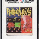 Rockpile - Seconds Of Pleasure 1980 CBS A29 8-track tape