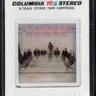 The Joe Perry Project - Let The Music Do The Talking 1980 CBS Sealed A29 8-track tape