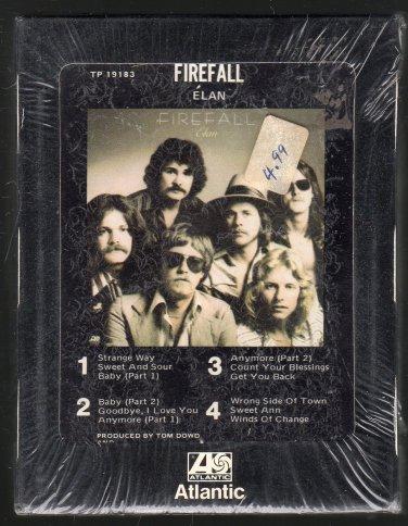 Firefall - Elan 1978 ATLANTIC Sealed A34 8-track tape