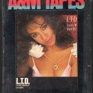 L.T.D. - Love Magic 1981 A&M Sealed A31 8-track tape