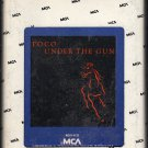 Poco - Under The Gun 1980 MCA A40 8-track tape