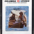 Kenny Loggins And Jim Messina - Full Sail 1973 CBS A11 8-track tape