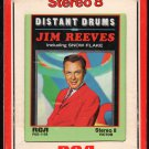 Jim Reeves - Distant Drums 1966 RCA Re-issue A11 8-TRACK TAPE