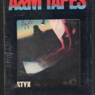 Styx - Cornerstone 1979 A&M Sealed A18E 8-TRACK TAPE