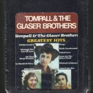 Tompall & The Glaser Brothers - Greatest Hits 1974 MGM Sealed A18E 8-TRACK TAPE