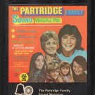 The Partridge Family - Sound Magazine 1971 AMPEX BELL A18E 8-TRACK TAPE