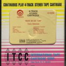 Travis Edmonson - Travis On Cue LIVE 1962 ITCC Sealed A26 4-TRACK TAPE