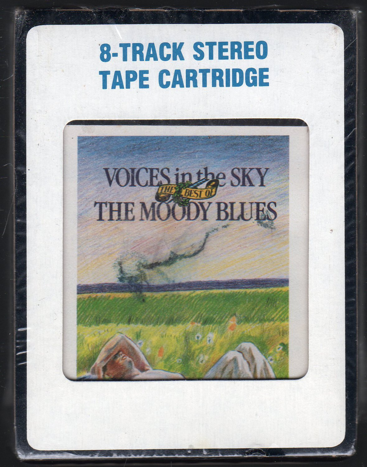The Moody Blues - Voices In The Sky The Best Of 1985 CRC A26 8-TRACK TAPE