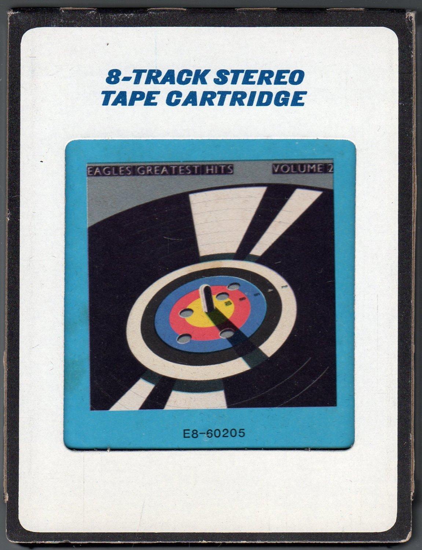 Eagles - Greatest Hits Vol 2 1982 CRC ELEKTRA A42 8-TRACK TAPE