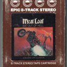 Meat Loaf - Bat Out Of Hell 1977 EPIC A42 8-TRACK TAPE