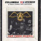 Aerosmith - Get Your Wings 1974 CBS A42 8-TRACK TAPE