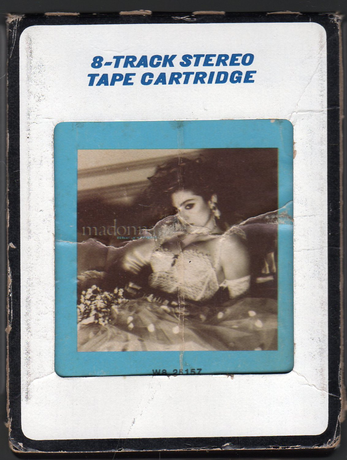 Madonna - Like A Virgin 1984 CRC A42 8-TRACK TAPE