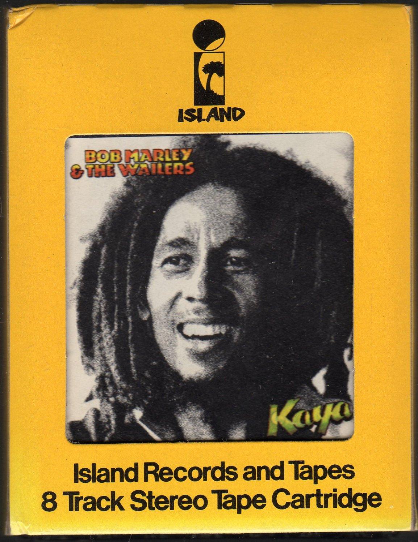 Bob Marley & The Wailers - Kaya 1978 ISLAND A42 8-TRACK TAPE