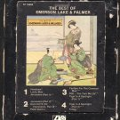 Emerson, Lake & Palmer - The Best Of 1980 ATLANTIC C/O A1 8-TRACK TAPE