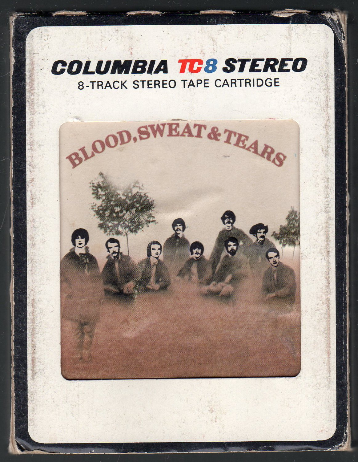 Blood, Sweat & Tears - Blood, Sweat & Tears 1968 CBS A36 8-TRACK TAPE