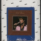B.J. Thomas - B.J. Thomas In Concert 1980 MCA Sealed A18F 8-TRACK TAPE
