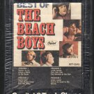 The Beach Boys - Best Of 1966 CAPITOL Re-issue A18F 8-TRACK TAPE