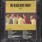 The Beach Boys - The Beach Boys Today! CAPITOL Re-issue AC5 8-TRACK TAPE