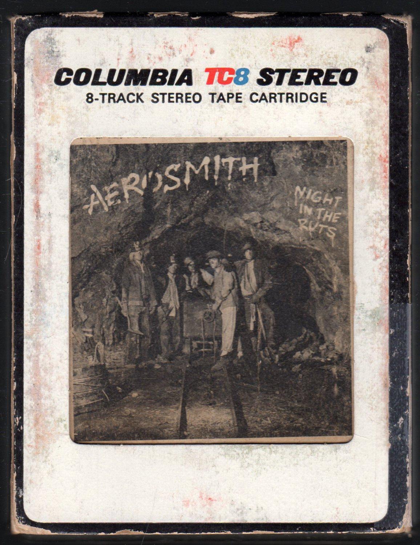 Aerosmith - Night In The Ruts 1979 CBS A17B 8-TRACK TAPE