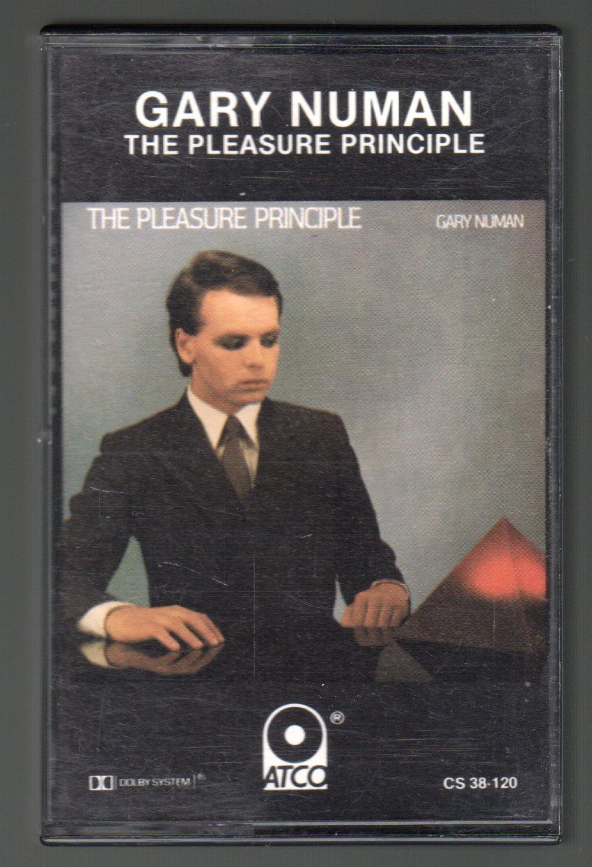 Gary Numan - The Pleasure Principle 1979 ATCO C5 CASSETTE TAPE