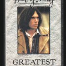 Neil Young - Greatest Hits 1985 REPRISE C5 CASSETTE TAPE