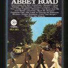 The Beatles - Abbey Road CAPITOL C1 CASSETTE TAPE