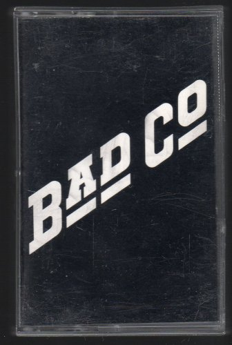 Bad Company - Bad Company 1974 Debut WB RE-issue C15 CASSETTE TAPE