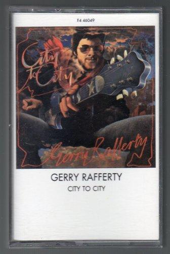 Gerry Rafferty - City To City 1978 EMI Re-issue C4 CASSETTE TAPE