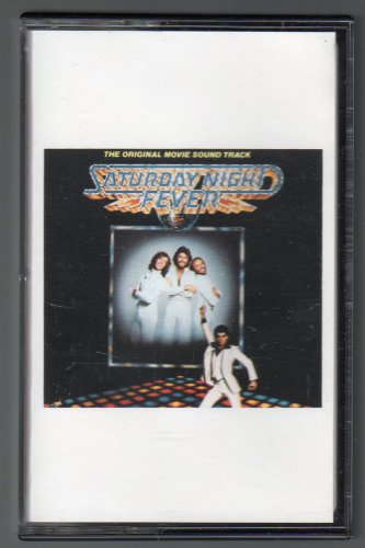 Saturday Night Fever - Original Movie Soundtrack 1978 CRC RSO C15 CASSETTE TAPE