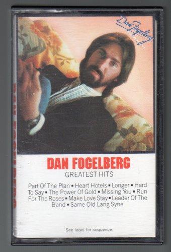 Dan Fogelberg - Greatest Hits 1982 EPIC C15 CASSETTE TAPE