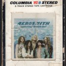 Aerosmith - Aerosmith 1973 Debut CBS A5 8-TRACK TAPE