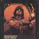Doug Kershaw - Devil's Elbow 1972 WB A17B 8-TRACK TAPE