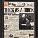 Jethro Tull - Thick As A Brick 1972 REPRISE A18A 8-TRACK TAPE