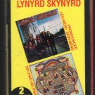 Lynyrd Skynyrd - Pronounced Leh-nerd Skin-nerd + Second Helping 1983 MCA C17 CASSETTE TAPE