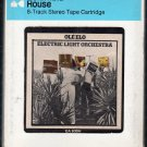 Electric Light Orchestra - Ole' ELO 1976 CRC A18A 8-TRACK TAPE