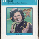 Patsy Cline - Always 1980 CRC MCA A17A 8-TRACK TAPE
