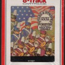 Elgar Howarth & Philip Jones Ensemble - Sousa Stars Stripe Forever 1984 RCA Sealed A17A 8-TRACK TAPE
