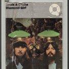 Seals & Crofts - Diamond Girl 1973 WB Quadraphonic A17 8-TRACK TAPE