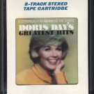 Doris Day - Doris Day's Greatest Hits 1965 CBS Re-issue A17C 8-TRACK TAPE