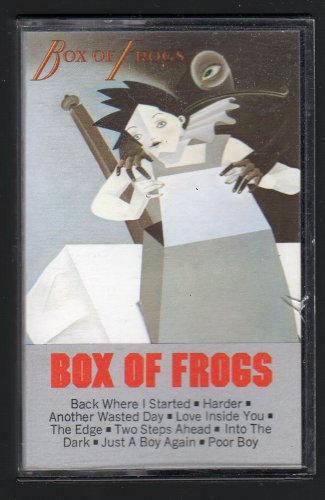 Box Of Frogs - Box Of Frogs 1984 Debut EPIC C17 CASSETTE TAPE