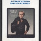 George Jones - Still The Same Ole Me 1981 CBS EPIC AC3 8-TRACK TAPE