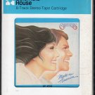 The Carpenters - Made In America 1981 CRC A&M AC3 8-TRACK TAPE