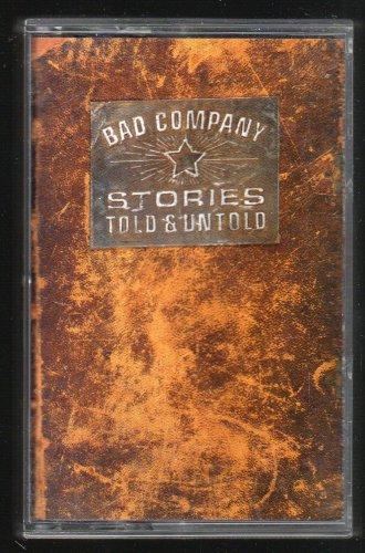 Bad Company - Stories Told & Untold 1996 ATLANTIC C17 CASSETTE TAPE