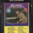 Little Richard - Sings His Greatest Hits Live 1966 UNITED Re-issue A15 8-TRACK TAPE