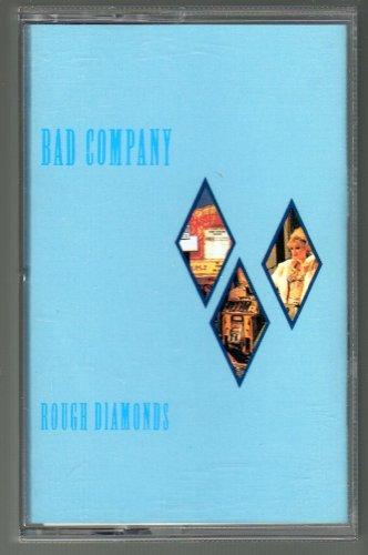Bad Company - Rough Diamonds 1982 WB C10 CASSETTE TAPE