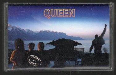 Queen - Made In Heaven 1995 HOLLYWOOD C8 CASSETTE TAPE