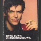 David Bowie - Changestwobowie 1981 RCA C8 CASSETTE TAPE